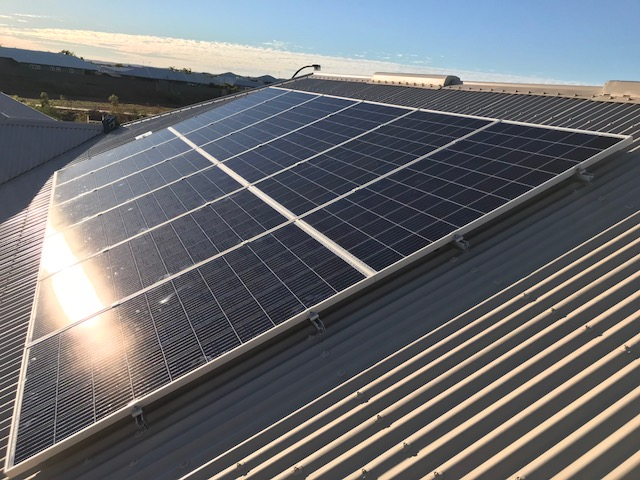 Solar Array Karratha